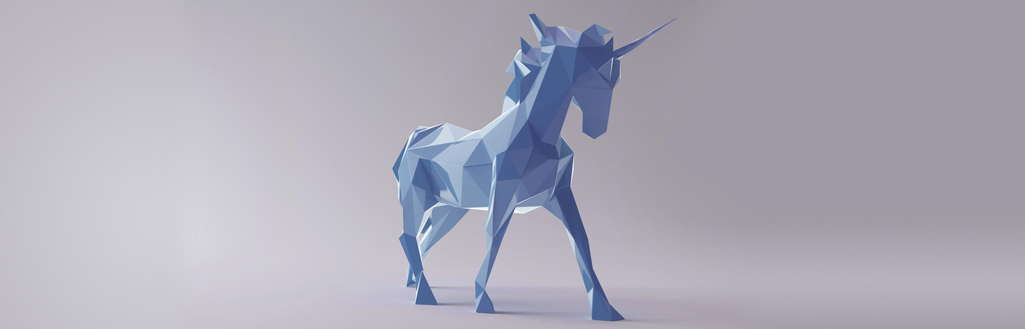 Origami Unicorn Tutorial - Paper Kawaii | 675x2100