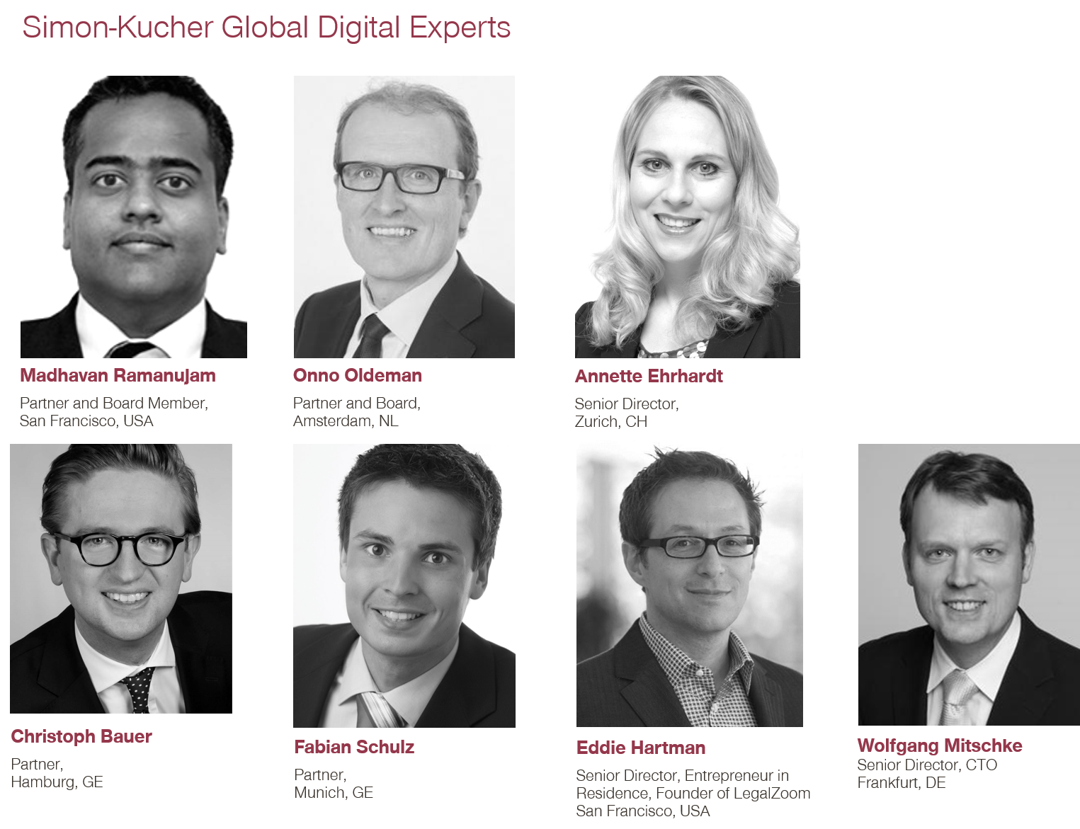 Global Digital Experts