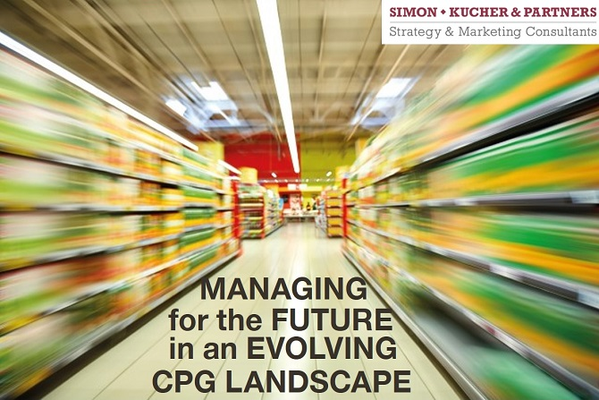 Managing for the future in a rapidly evolving CPG landscape