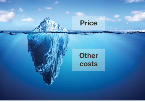 Case 1: What you see is not what you see – getting a lower price ≠ saving costs