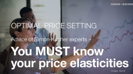 You MUST know your price elasticities