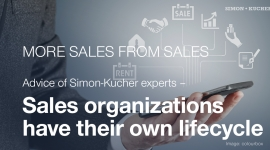 Sales organizations have their own lifecycle