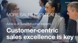 Customer-centric sales excellence is key
