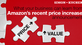 What your business can learn from Amazon's recent price increase announcement