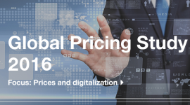 Simon-Kucher Insights # 3 - Globoal Pricing Study 2016: Prices and Digitalization