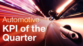 Automotive - KPI of the Quarter