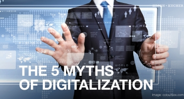 The 5 Myths of Digitalisation