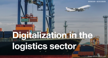 Digitalization in the logistics sector