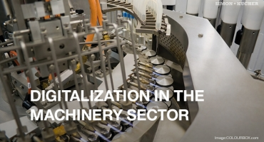 Digitalization in the machinery sector