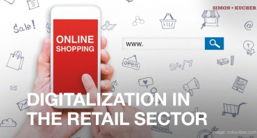 Digitalization in the retail sector