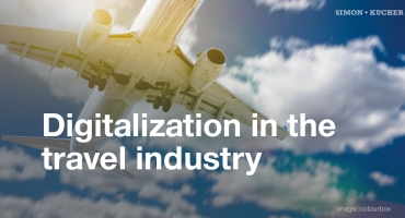 Digitalisation in the travel industry