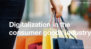 Digitalization in the consumer goods industry