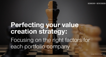 Perfecting your value creation strategy: Focusing on the right factors for each portfolio company