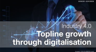 top-line growth through digitalisation