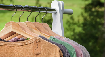 clothes of different colours