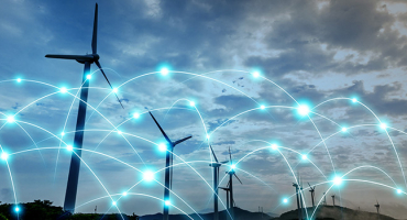 wind energy with digital nodes