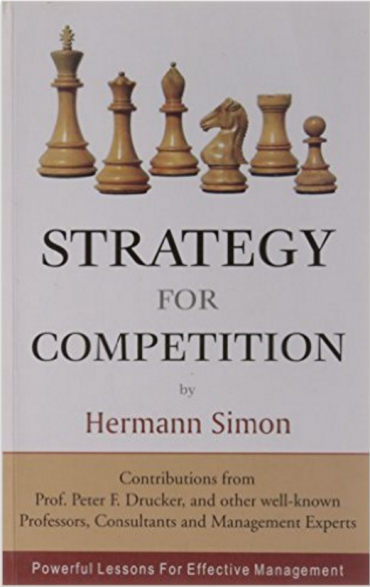 Simon-Kucher Strategy for competition