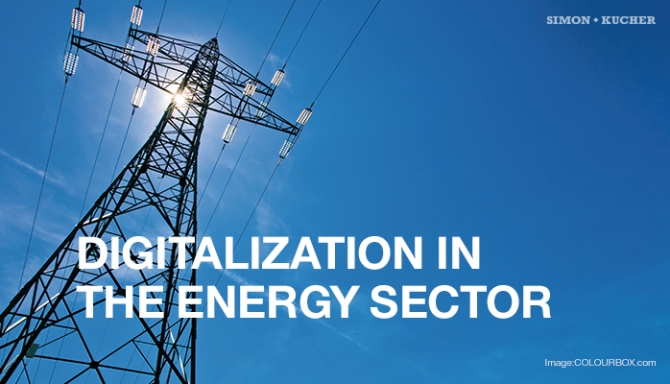 Digitalization in the energy sector