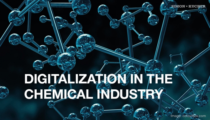 Digitalization in the chemical industry