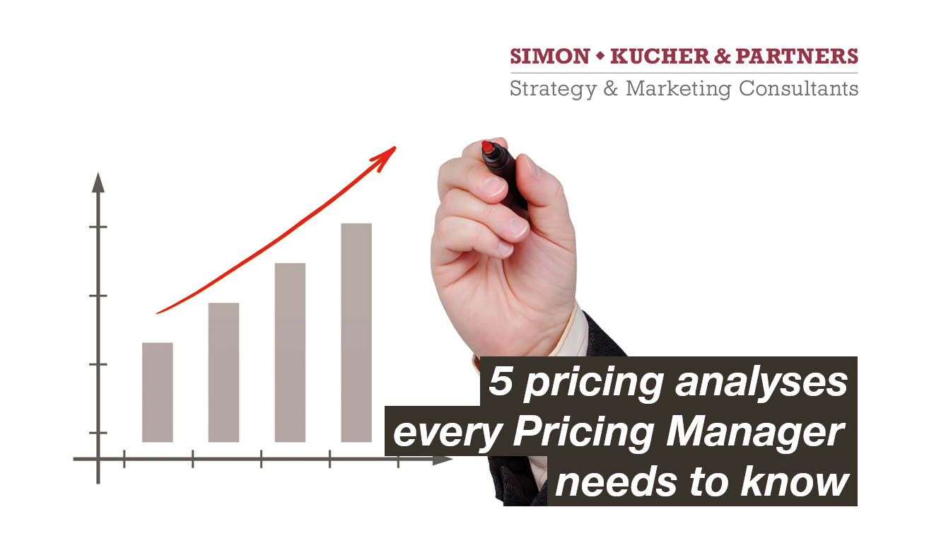 20 Analyses Every Pricing Manager Needs to Know